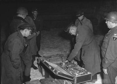 harta karun nazi di danau toplitz