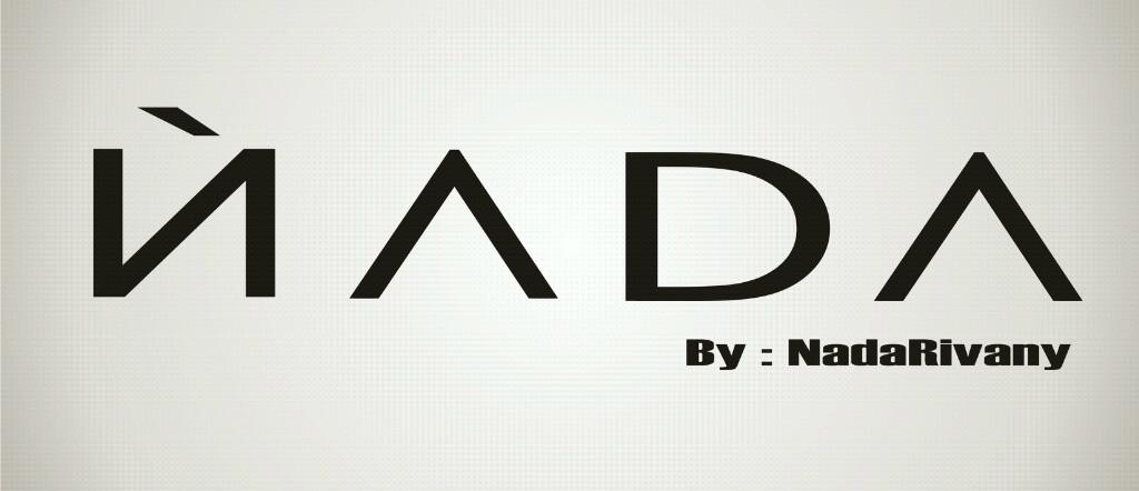 NADA by: Nada rivany