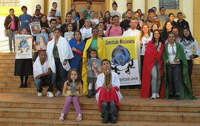 1° ELJUMI da Diocese de Jacarezinho/PR