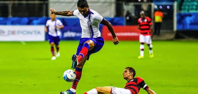Bahia 1 x 0 Campinense: O GOL