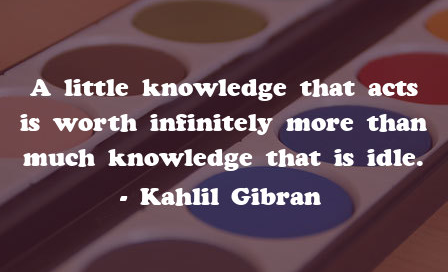 Little Knowledge