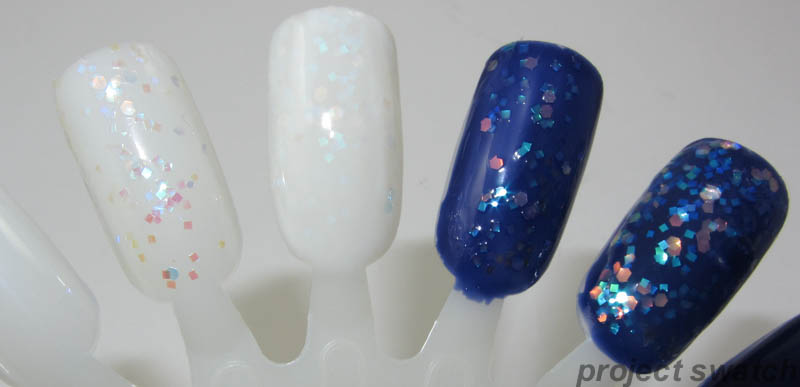 Revlon Heavenly, Urban Nail Polish Review & Swatch - Project Swatch