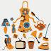تجمع الحادكات :اسرار الطبخ و تنظيف و ترتيب البيت الجزء 1