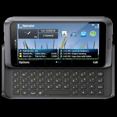 Nokia e7 pics