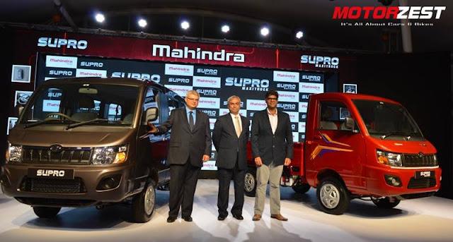 Mahindra Supro Van and Supro Maxitruck, Vivek Nayer, Pravin Shah and Vijay Nakra