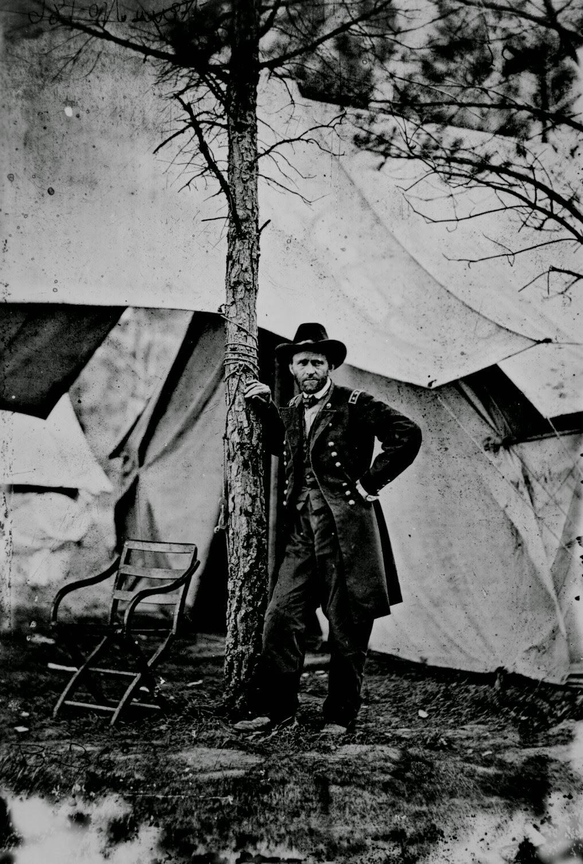 Guerra Civil Estadounidense - Grant