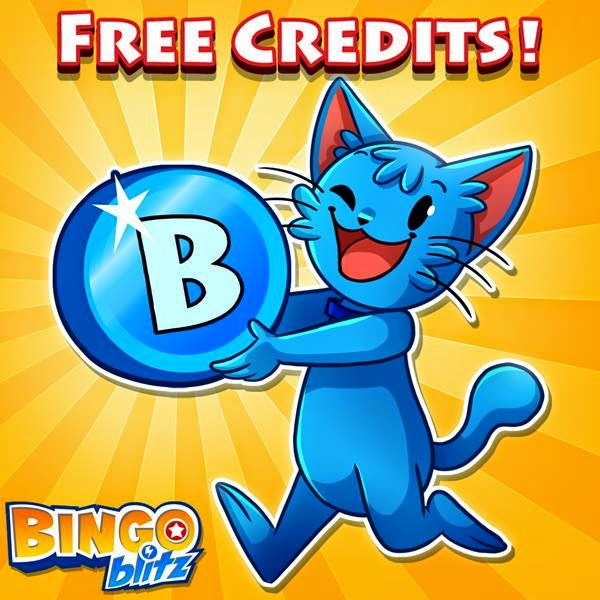 get bingo blitz credits free