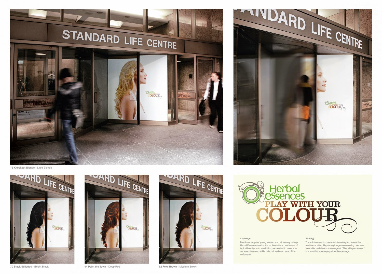 Creative Revolving Door Ads & Simply Creative: Creative Revolving Door Ads