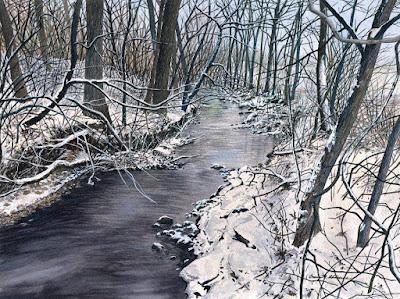 Craig Andrews Watercolour