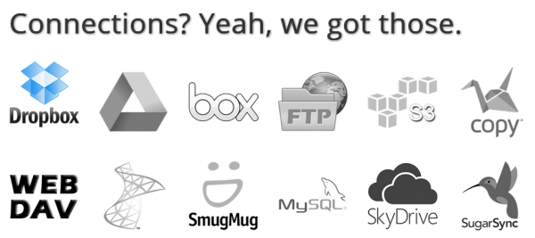 Di chuyển dữ liệu qua lại giữa các dịch vụ lưu trữ đám mây