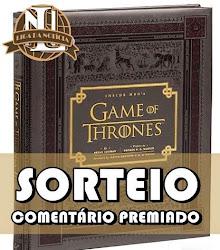 Quer ganhar um livro da série game of thrones? Saiba como participar