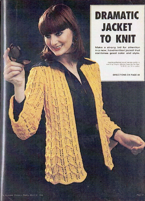 The Knitting Needle And The Damage Done Twentieth Century Series