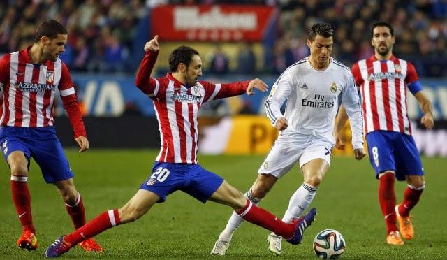 القنوات الناقلة موعد مباراة ريال مدريد واتلتيكو مدريد اليوم ماتش نهائي كأس السوبر الاسباني 2014