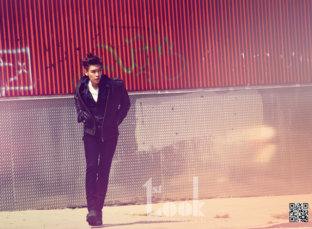 Big Bang T.O.P Calvin Klein 1st Look 11