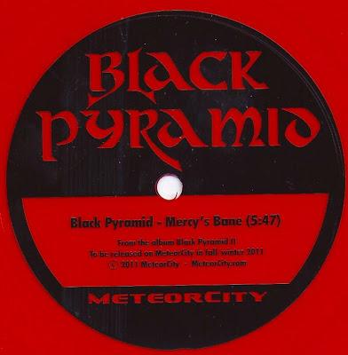 Black Pyramid - Mercy\'s Bane