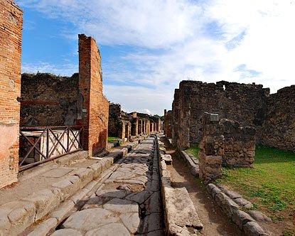 Kota Hilang Pompeii