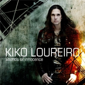 Capa do CD Kiko Loureiro - Sounds Of Innocence