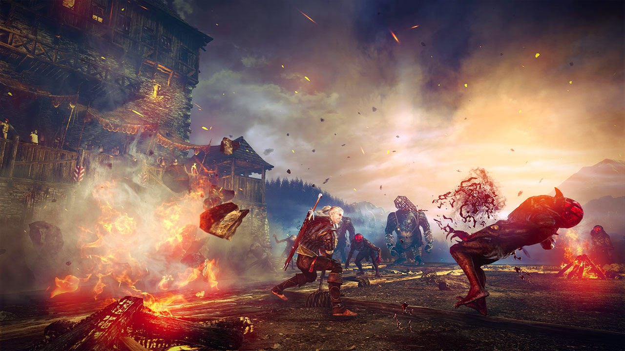 bajar The Witcher 2 juego completo en pc