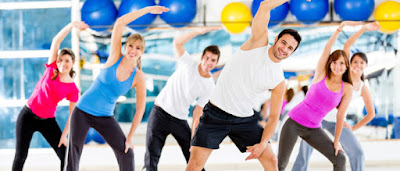 Varios beneficios del ejercicio