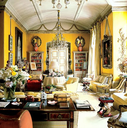 Tweedland the gentlemen 39 s club john fowler nancy for Famous home interior designers