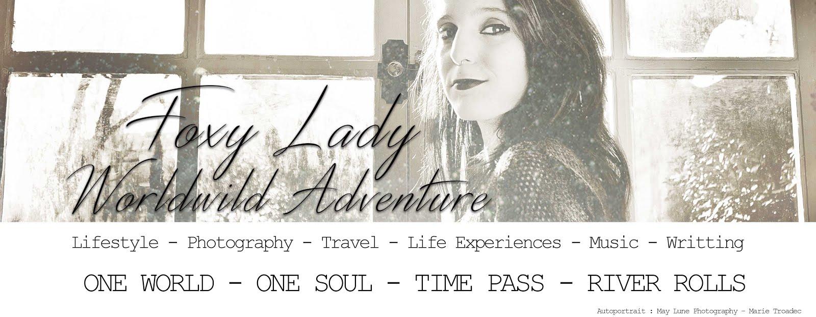 Foxy Lady Worldwild Adventure