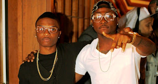 Davido and Wizkid are brothers @osaseye.blogspot.com