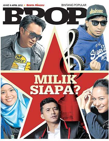 Siapakah yang bakal menjadi Bintang Paling Popular ?