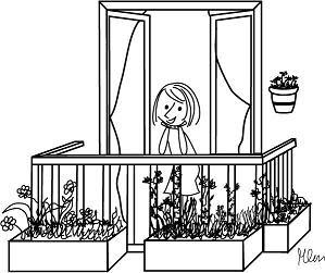 Y es que, todo depende del balcón desde el que miras