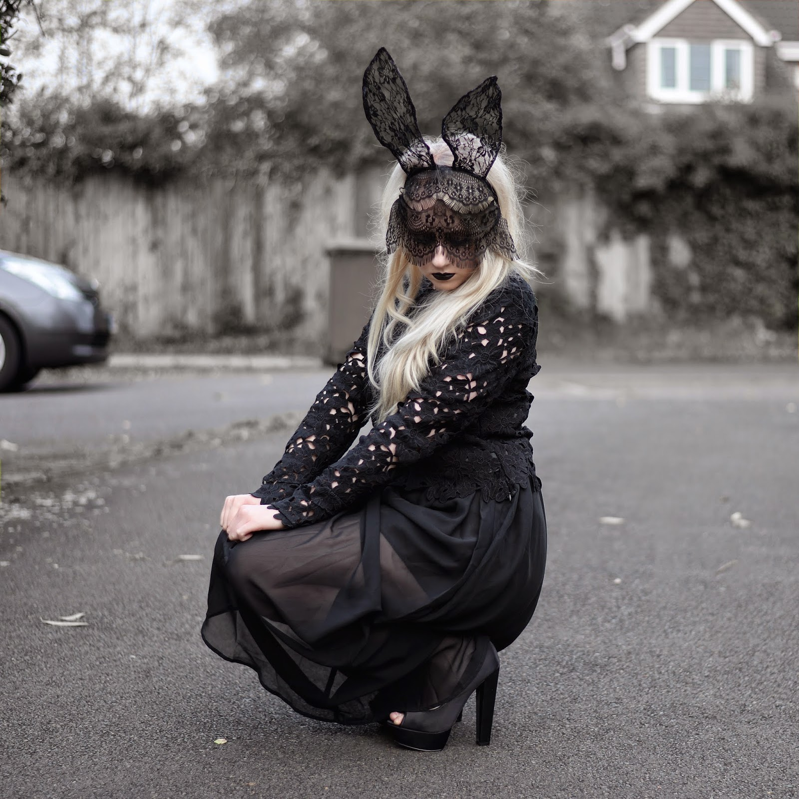 Sammi Jackson - Black Rabbit