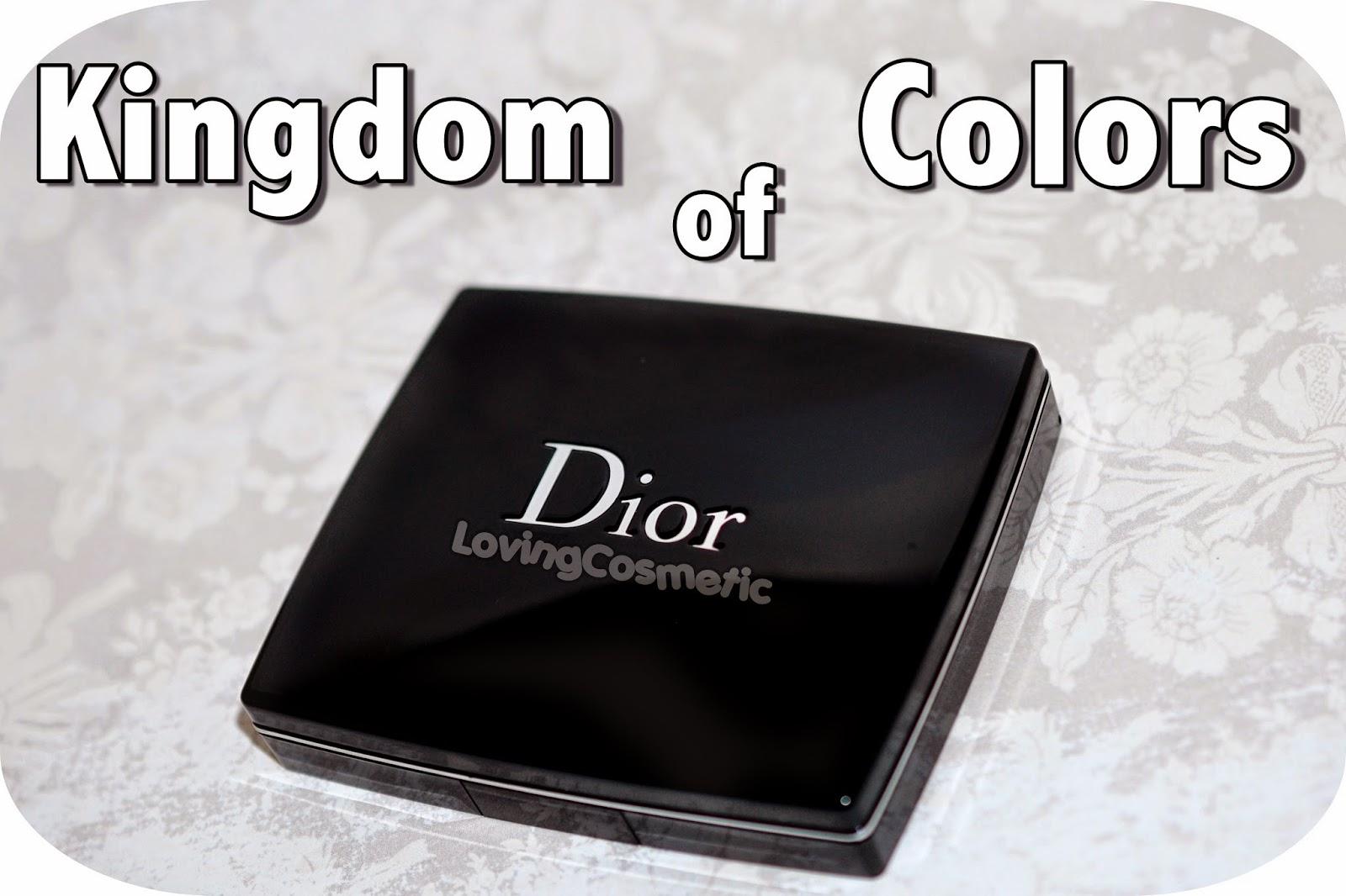 Kingdom of colors dior coleccion primavera 2015