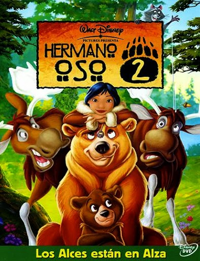 Ver Tierra de osos 2 (Brother Bear 2) (2006) Online