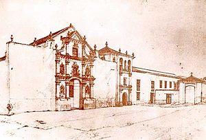 """Antiguo Convento de San Francisco"""