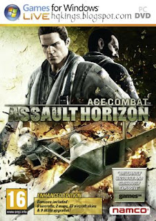 Ace Combat: Assault Horizon - Enhanced Edition [Steam-Rip]