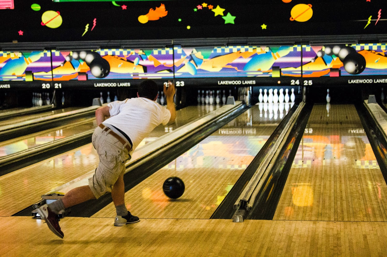 The world around me...: A brief history about my Bowling ;)
