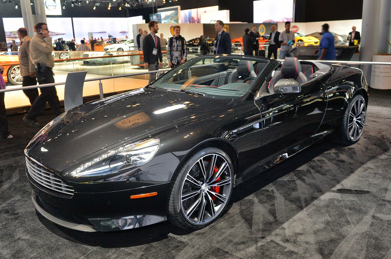 automotiveblogz 2015 aston martin db9 carbon edition new york. Black Bedroom Furniture Sets. Home Design Ideas