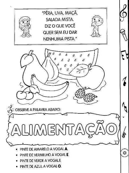 Populares Tathi sonho: ALIMENTAÇÃO SAUDÁVEL NL09