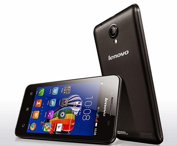 Harga Hp Lenovo a319 + Spesifikasi Lengkap