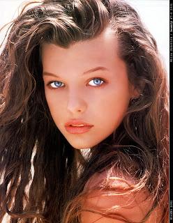milla jovovich hot sexy pic