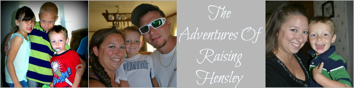 The Adventures of Raising Hensley
