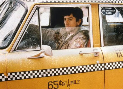 TAXI DRIVER: The working