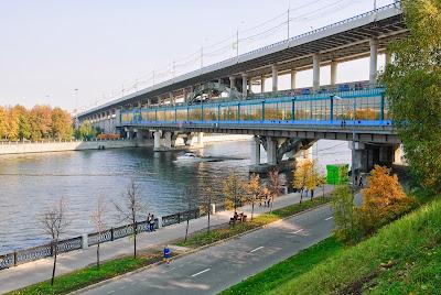 Voribiovi Gori - Metro de Moscú
