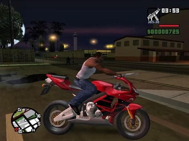 Download (GTA) Grand Theft Auto: San Andreas Full PC Games