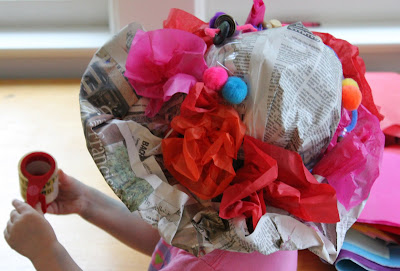 recycling paper for kids