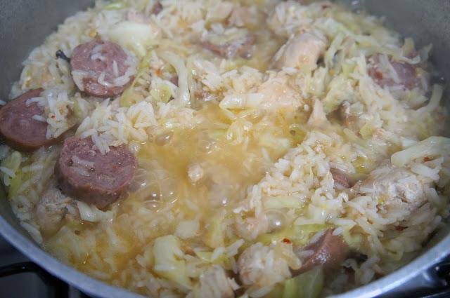 Como fazer um delicioso Arroz de Braga