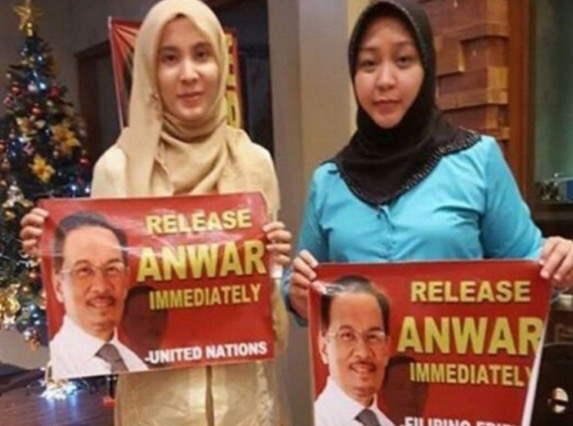 Kenapa Najib tidak dikritik hebat seperti Nurul Izzah?