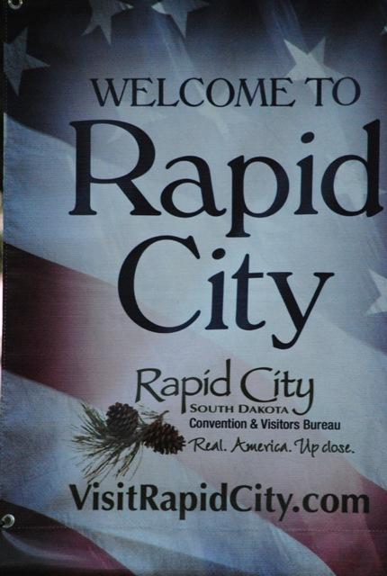 Rapid City The Presidents City Viaggi E Delizie
