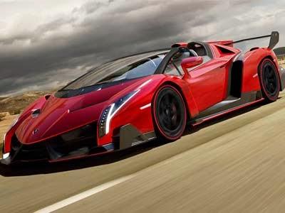 Mobil Termahal Lamborghini Veneno Roadster