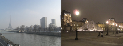 Paris city break from UK