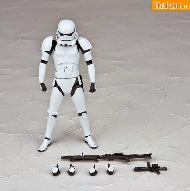 Stormtrooper dalla Kaiyodo