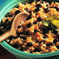 Weight Loss Recipes : Black Beans and Rice
